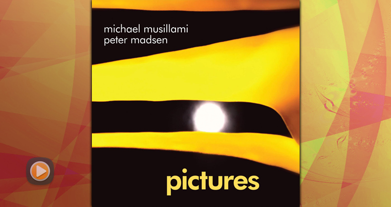 Michael Musillami and Peter Madsen - Pictures