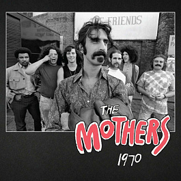 Frank Zappa - The Mothers 1970 box set