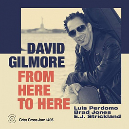 David Gilmore - From Here To Here
